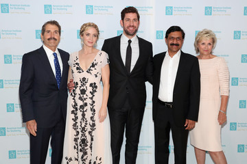John Krasinski Ziauddin Yousafzai American Institute For Stuttering 12th Annual Freeing Voices Changing Lives Benefit Gala
