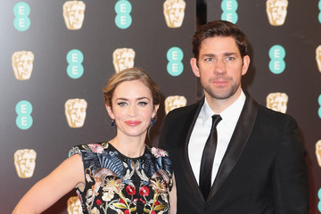 John Krasinski EE British Academy Film Awards - Red Carpet Arrivals
