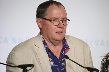 John Lasseter 'Inside Out' Press Conference - The 68th Annual Cannes Film Festival