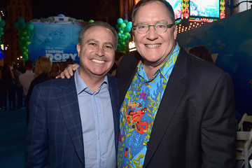 John Lasseter The World Premiere of Disney-Pixar's 'Finding Dory'
