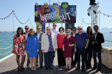 John Lasseter 'Inside Out' Photocall - The 68th Annual Cannes Film Festival