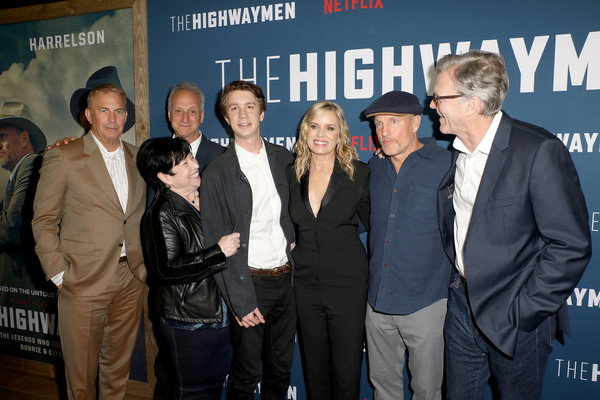 Netflix's 'The Highwaymen' After Party