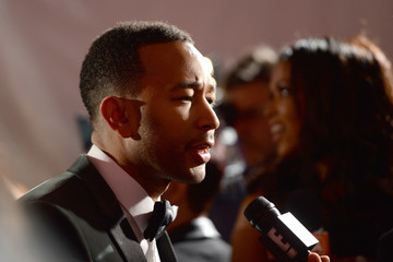 John Legend 2016 MusiCares Person of the Year Honoring Lionel Richie - Red Carpet