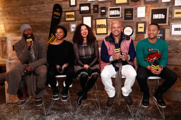 John Legend The IMDb Studio at the 2017 Sundance Film Festival Featuring the Filmmaker Discovery Lounge, Presented by Amazon Video Direct: Day Two - 2017 Park City