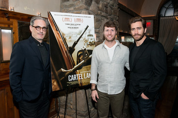 John Lesher Jake Gyllenhaal and John Lesher Host Screening and Dinner Honoring 'Cartel Land'