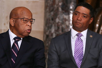 John Lewis 50th Anniversary Of MLK Jr.'s Assassination Commemorated At U.S. Capitol