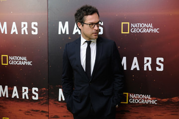 John Light National Geographic Channel 'Mars' Premiere NYC