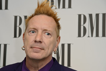 John Lydon Red Carpet Arrivals at the BMI Awards