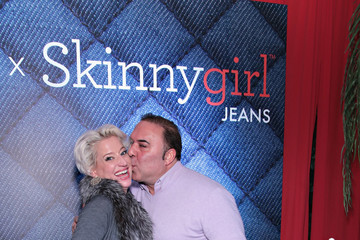 John Mahdessian ONE Jeanswear Group and Bethenny Frankel Celebrate the Launch of Skinnygirl Jeans