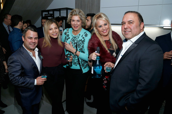 Blu Perfer & Blue Brut launch  Party for The 2018 8th Annual Better World Awards