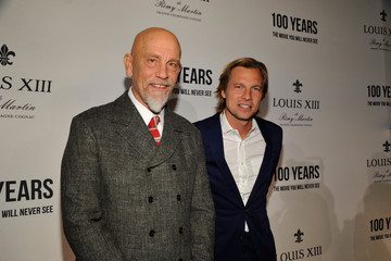 John Malkovich Louis XIII Celebrates '100 Years, The Movie You Will Never See,' Starring John Malkovich - Red Carpet