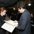 John Mayer 61st Annual Grammy Awards - Grammy Charities Signings - Day 4