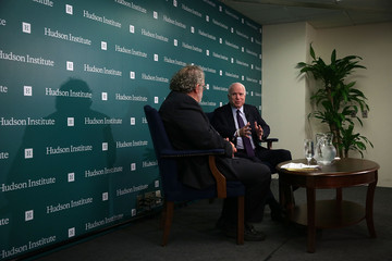 John McCain Former Sen. John McCain Discusses U.S. National Security Challenges at the Hudson Institute