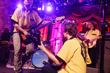 John McCauley Deer Tick 10 New Year's Eve 2015 - Brooklyn, New York