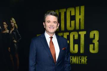 John Michael Higgins Premiere of Universal Pictures' 'Pitch Perfect 3' - Red Carpet