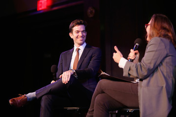 John Mulaney The 2018 New Yorker Festival - John Mulaney In Conversation With The New Yorker's Susan Morrison
