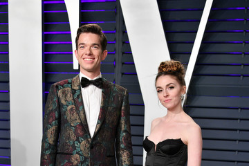 John Mulaney 2019 Vanity Fair Oscar Party Hosted By Radhika Jones - Arrivals