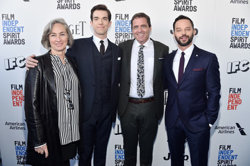 John Mulaney 2017 Film Independent Spirit Awards  - Red Carpet