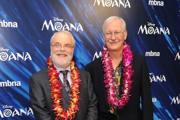 John Musker 'Moana' -  UK Gala Screening - Red Carpet Arrivals