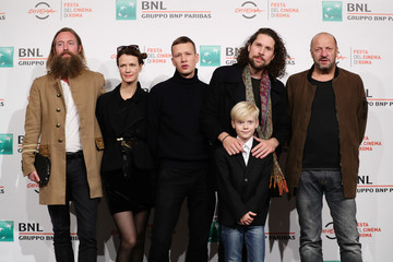 John Olav Nilsen 'Valley Of Shadows' Photocall - 12th Rome Film Fest