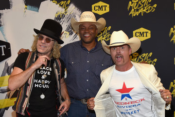 John Rich Cowboy Troy 2018 CMT Music Awards - Red Carpet