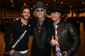 John Rich William Kenneth Alphin CMT Ultimate Kickoff Party Rehearsals