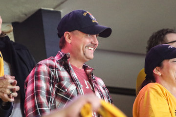 John Rich Celebrities Attend The 2017 NHL Stanley Cup Final - Game Four