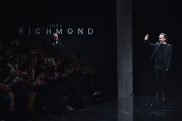 John Richmond JOHN RICHMOND SHOW - Runway - Milan Menswear Fashion Week Fall Winter 2015/2016