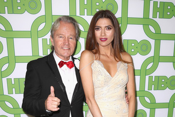 John Savage Blanca Blanco HBO's Official Golden Globe Awards After Party - Arrivals