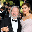"""John Savage Blanca Blanco """"Annette"""" & Opening Ceremony Red Carpet - The 74th Annual Cannes Film Festival"""