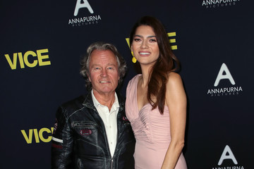 John Savage Blanca Blanco Annapurna Pictures, Gary Sanchez Productions And Plan B Entertainment's World Premiere Of 'Vice' - Arrivals