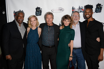 John Savage Mia Caporale Premiere of Indian Pictures' 'Black Dove'