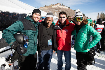 John Schnatter  2015 CBS Deer Valley Celebrity Skifest