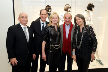 John Schumacher Bloomingdale's Celebrates Newly Renovated Chanel RTW Boutique