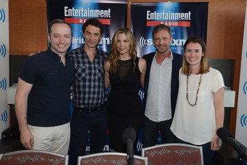 John Simm SiriusXM's Entertainment Weekly Radio Channel Broadcasts From Comic-Con 2014