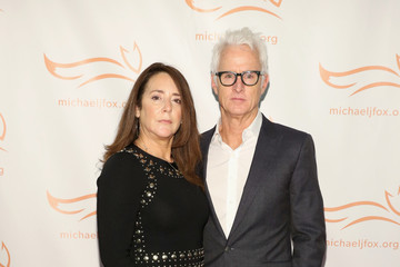 John Slattery Talia Balsam A Funny Thing Happened On The Way To Cure Parkinson's Benefiting The Michael J. Fox Foundation - Arrivals