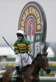 Don't Push It and Tony McCoy win the John Smith's Grand National Steeple Chase at Aintree racecourse on April 10, 2010 in Liverpool, England.