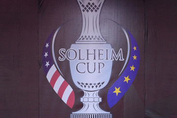 John Solheim The Solheim Cup - Preview Day 4