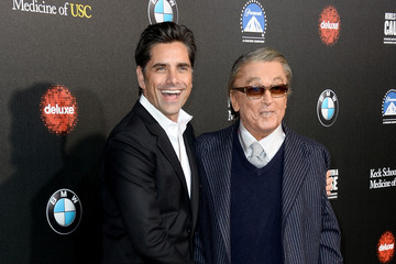 John Stamos Arrivals at the Rebels with a Cause Gala