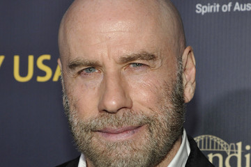 John Travolta 2019 G'Day USA Gala