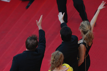 John Travolta 'Clouds of Sils Maria' Premieres at Cannes