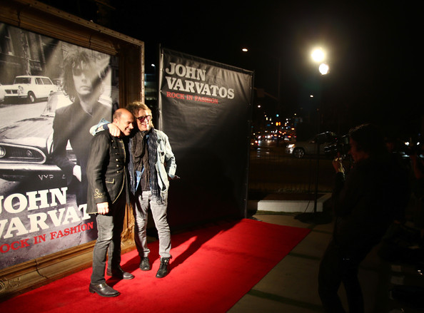 John Varvatos Celebrates His New Book