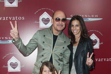 John Varvatos Arrivals at the John Varvatos Stuart House Benefit