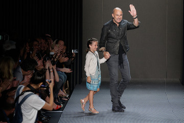 John Varvatos Models Walk for John Varvatos at New York Fashion Week