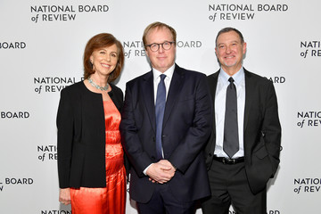 John Walker Nicole Grindle The National Board Of Review Annual Awards Gala - Arrivals