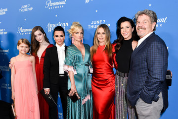 John Wells Premiere Of Paramount Network's 'American Woman' - Arrivals