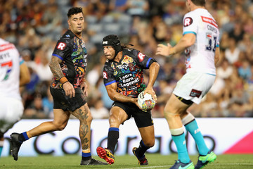 Johnathan Thurston NRL All Stars Match