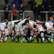 Johnnie Beattie Sale Sharks v Castres Olympique - European Rugby Challenge Cup