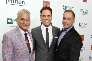 Johnny Chaillot Point Honors Los Angeles 2017, Benefiting Point Foundation - Red Carpet