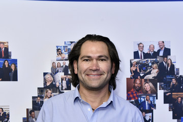 Johnny Damon Annual Charity Day Hosted By Cantor Fitzgerald, BGC, And GFI - Cantor Fitzgerald Office - Inside